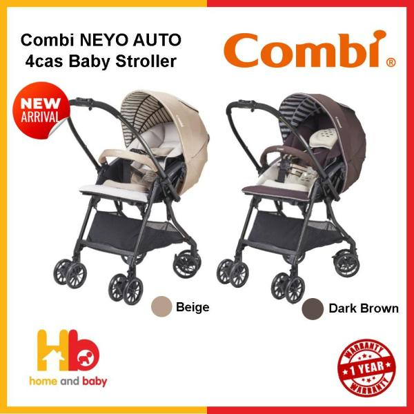 Combi NEYO AUTO 4cas Baby Stroller Singapore