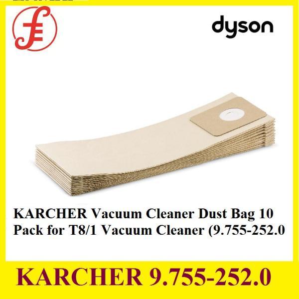 Karcher T8/1 Classic Paper Filter Bag 9.755-252.0 Singapore
