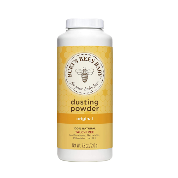 Buy Burts Bees Baby Bee Dusting Powder, Original Talc Free (7.5oz/210g) Exp 2023 - One pack/Two packs Singapore
