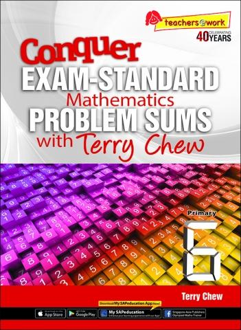 Conquer Exam-Standard Mathematics Problem Sums with Terry Chew