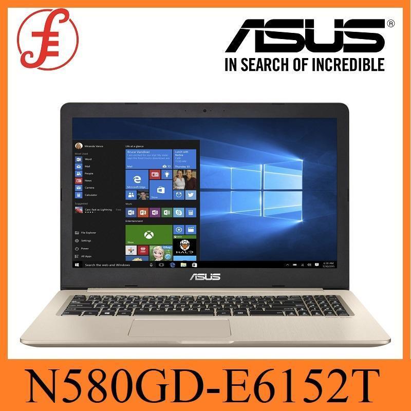 Asus VivoBook Pro N580GD-E6152T (Intel i7,16GB RAM, 1TB HDD+256GB SSD GTX1050, 4GB)