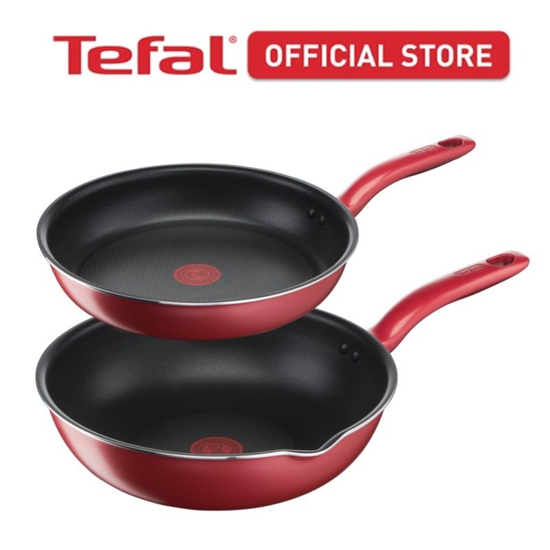 Tefal So Chef Frypan 21cm G13502 and Tefal So Chef Deep Frypan 24cm G13584 Singapore