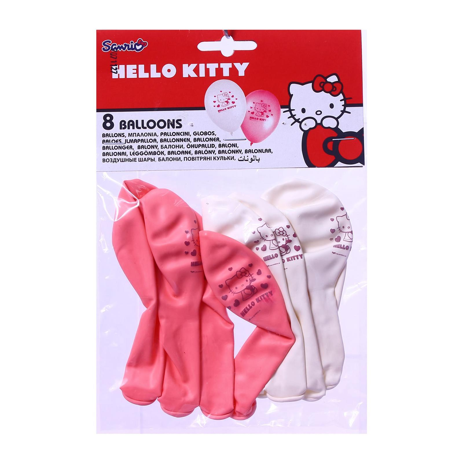 Disney Procos Sanrio Procos Hello Kitty Hearts 11 Inch Printed Balloon