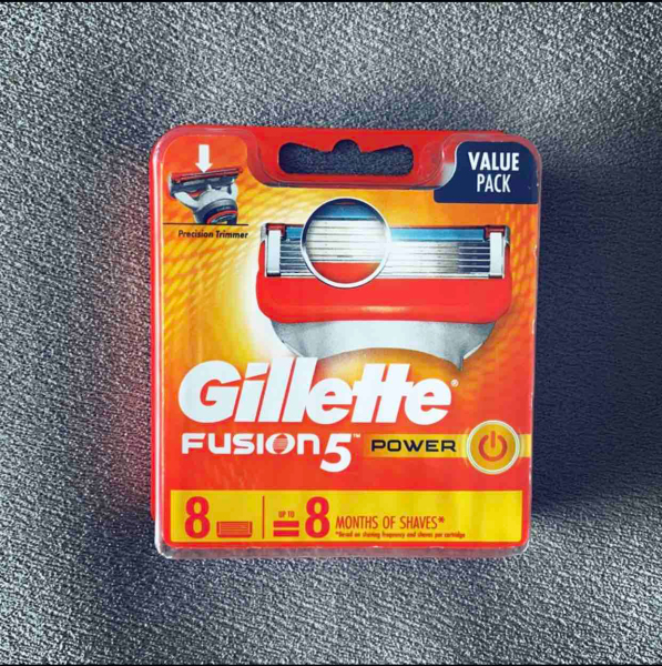 Buy Gillette Fusion Power Cartridges (Pack of 8) Singapore