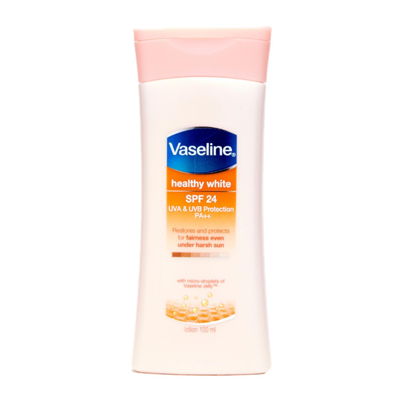 Vaseline Healthy White Triple Lotion SPF 24, 100 ml