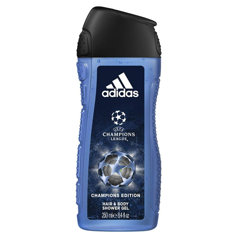 Buy Adidas Champions League UEFA 4 Shower Gel for Him, 250ml Singapore