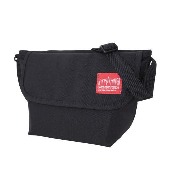 Mini Messenger Bag with back pocket