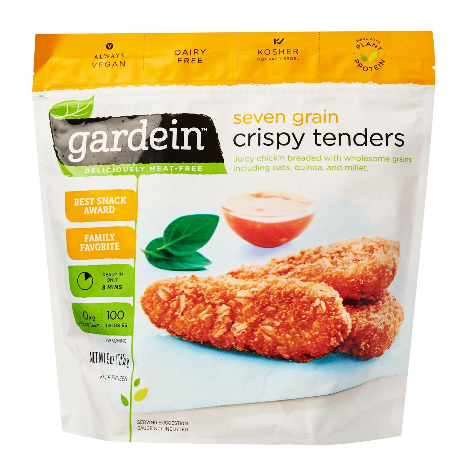 Gardein Vegetarian Seven Grain Crispy Tenders - Frozen