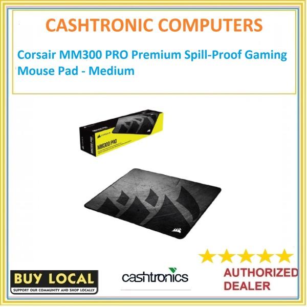 Corsair MM300 PRO Premium Spill-Proof Gaming Mouse Pad - Medium