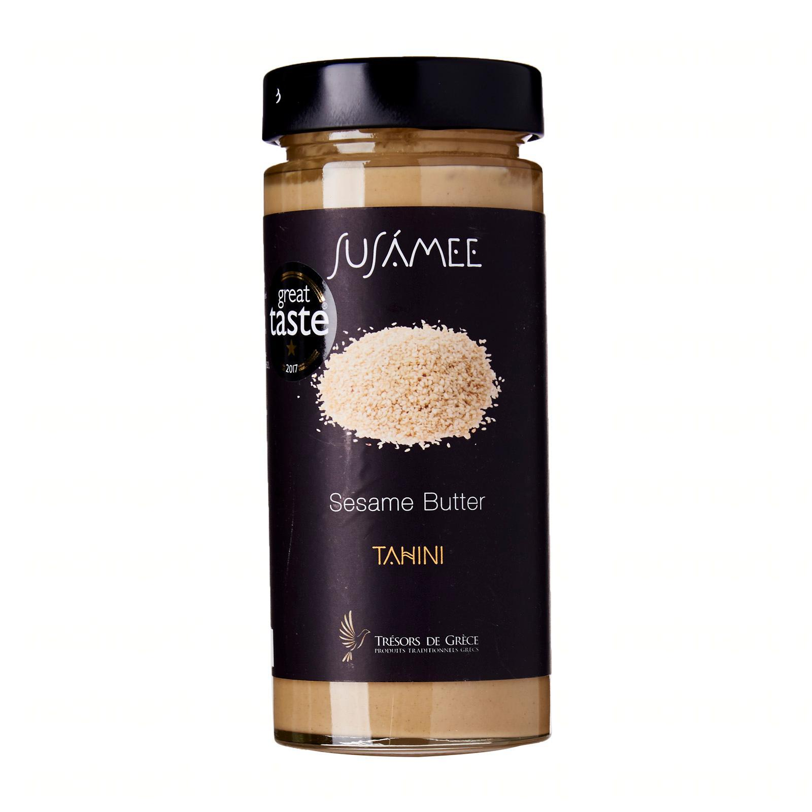 Tresors de Grece Sesame Butter Tahini From Lemnos - By Agora Products