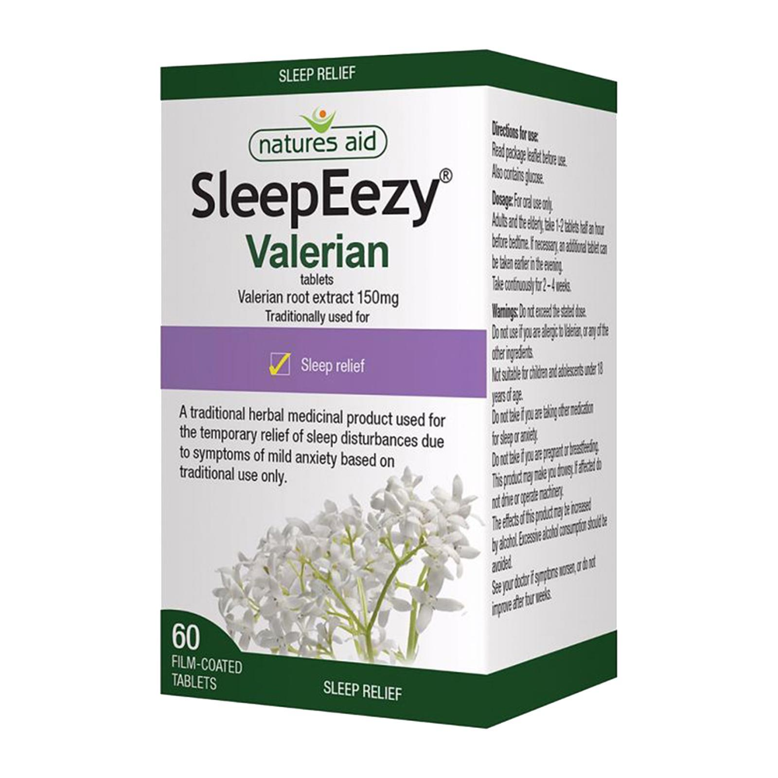 Latest Natures Aid Stress, Sleep, and Anxiety Products | Enjoy Huge
