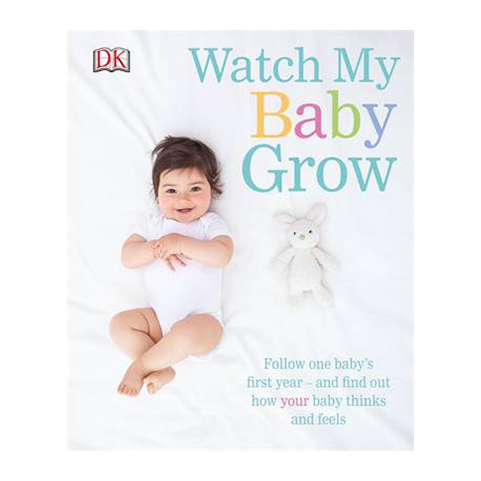 Watch My Baby Grow (Hardback)