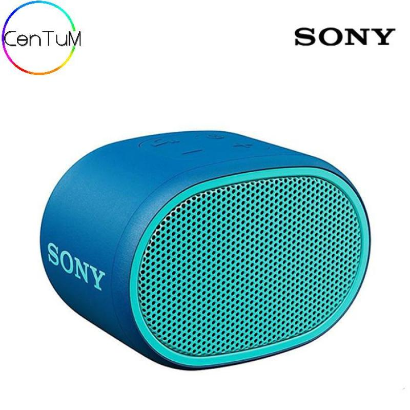 SONY EXTRA BASS Bluetooth Speaker SRS-XB01 Waterproof Hold 6 Hours Battery Audio Input Wireless Wireless Jack without Cord Xiaomi Samsung Vivo Android iOS iPhone Mini Small Car Home Singapore