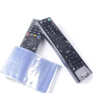 AMAZINGHOLIDAY Phụ kiện TV Trong suốt Máy điều hòa Không thấm nước Điều khiển TV Túi chống bụi Phim co rút rõ ràng Túi điều khiển Phim co nhiệt Nắp điều khiển từ xa thumbnail