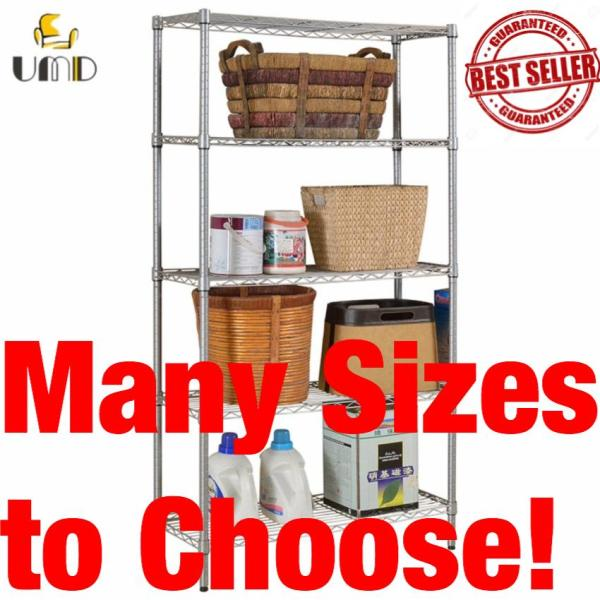 UMD Anti-rust Kitchen Shelving Unit Storage Organisation Rack Kitchen Rack Storage Rack Metal Rack