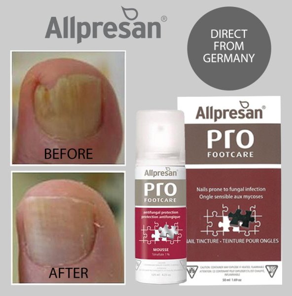 Buy Allpresan Nail Tincture 50 ml Singapore