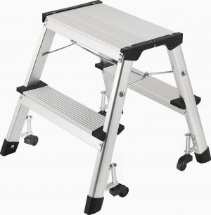 Denmark twinco Office Footstool Library Stool 6400 2 Step Ladder Two of Ladder