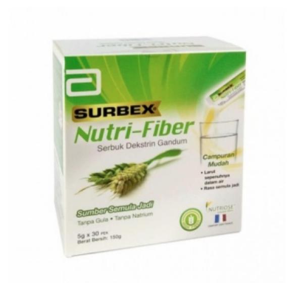 Buy Abbott Surbex Nutri-fiber Body Detox Fiber 30's Singapore