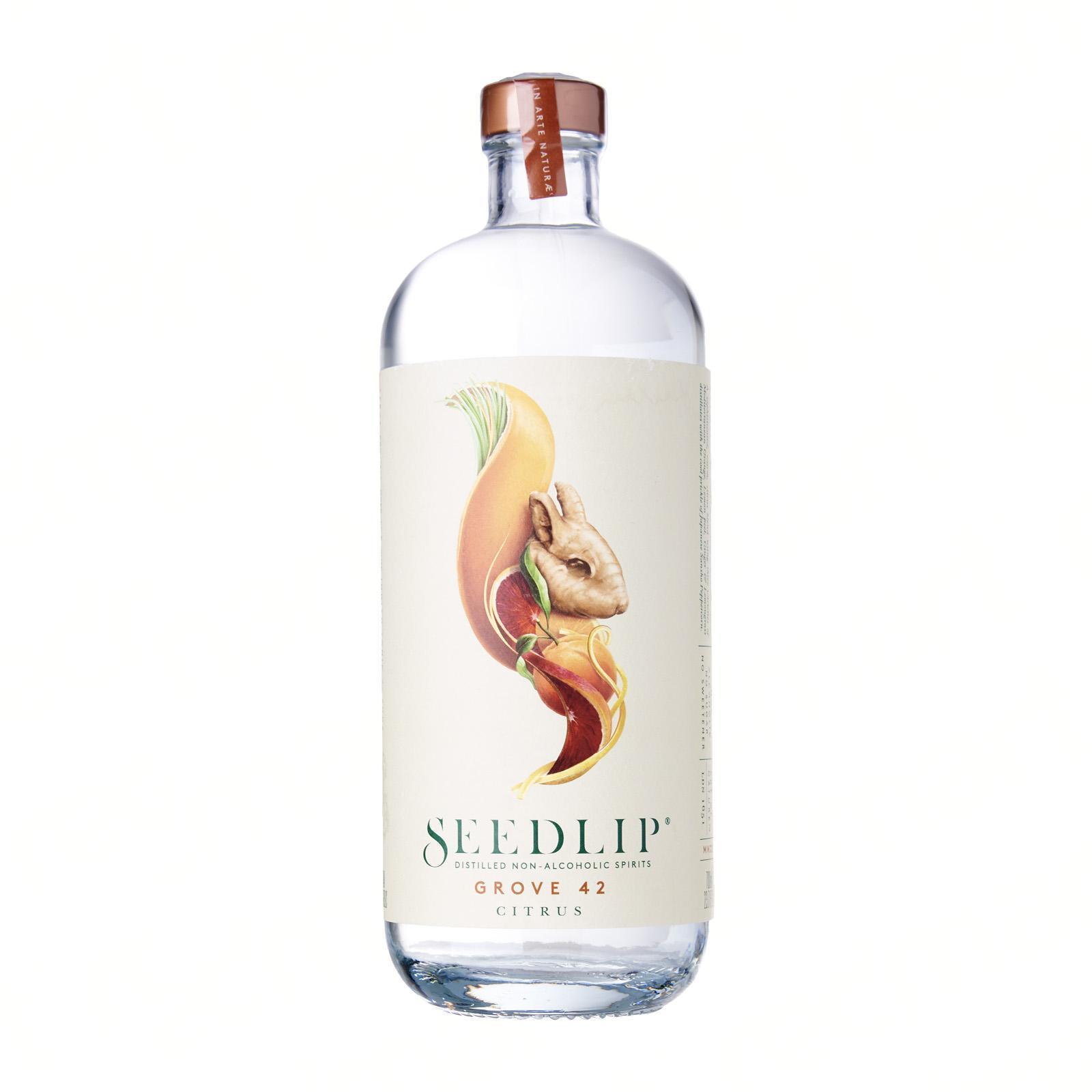 Seedlip Grove 42 Alcohol Free Distilled Spirit