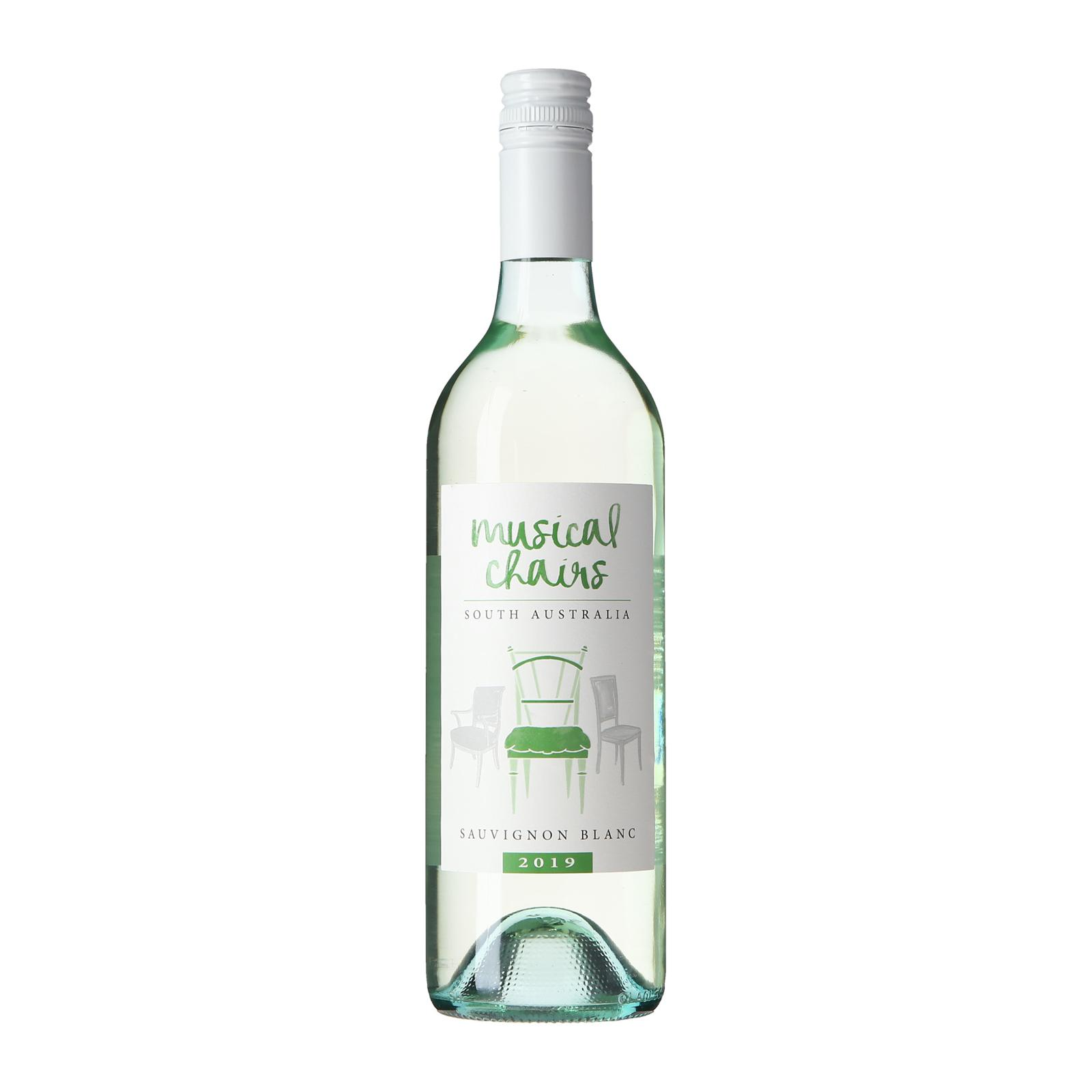 Musical Chairs South Australia Sauvignon Blanc White Wine