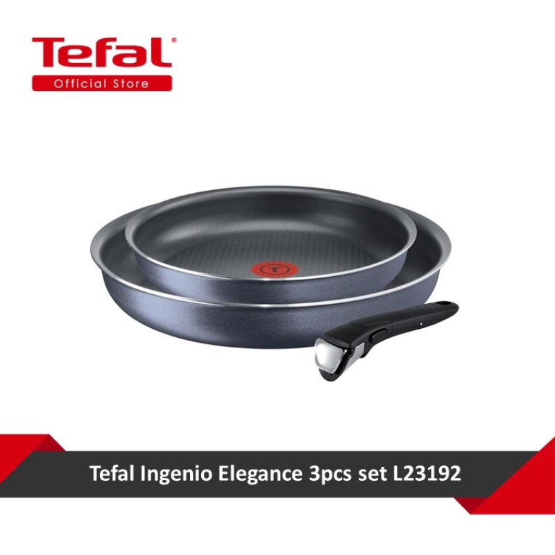 Tefal Ingenio Elegance 3pcs set L23192 Singapore