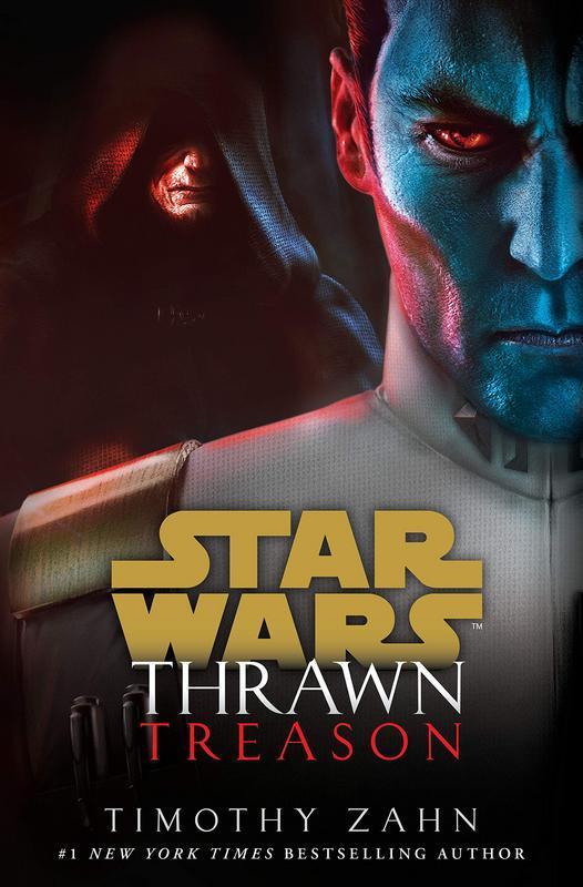 Thrawn 3: Treason (Star Wars) by Timothy Zahn