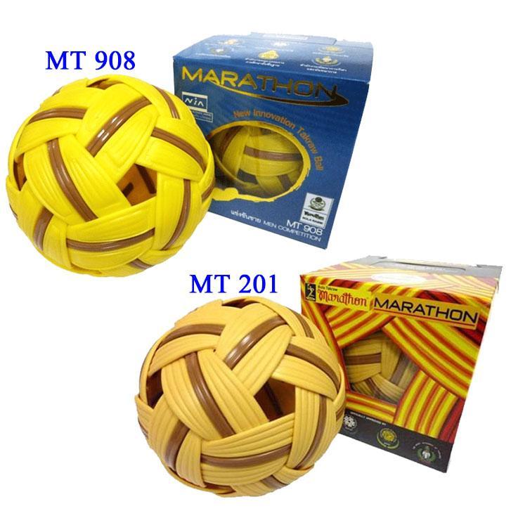 Amazing Marathon Sports Sepak Takraw Ball Mt 201 / Mt 908 By One Sports.