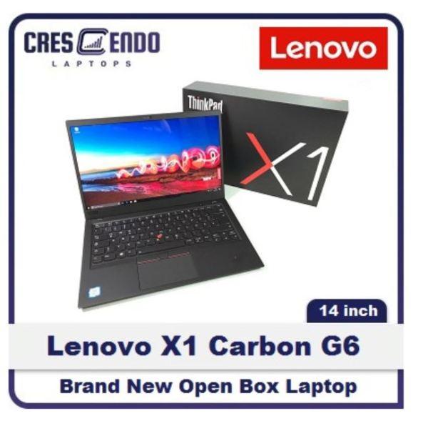 [Brand New] Lenovo X1 Carbon Laptop/i5-8350U/8GB RAM/256GB SSD/FHD Touch 14inch/Win 10 Pro