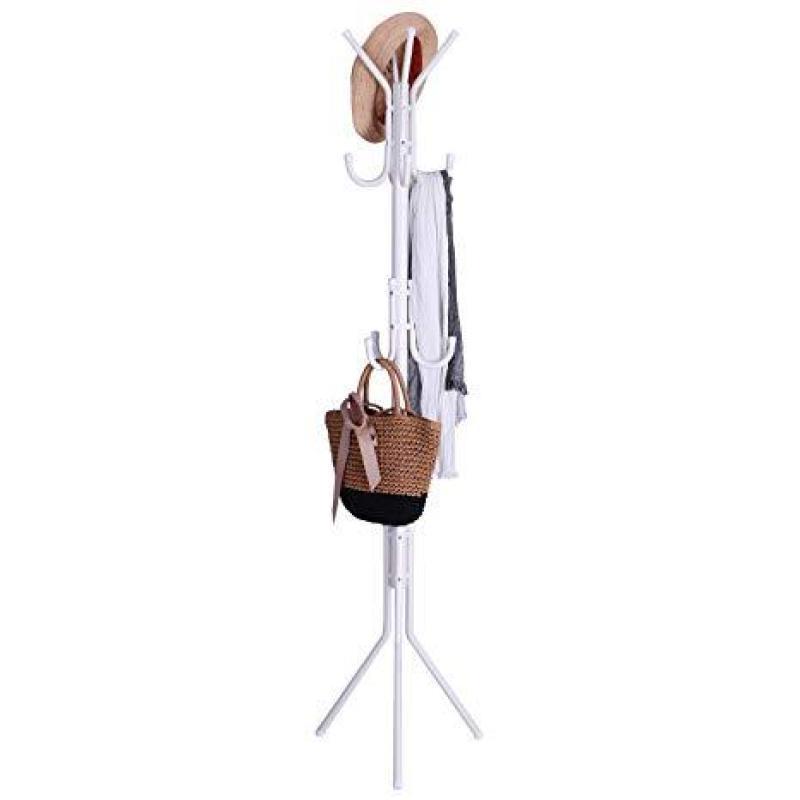 心家宜 SINGAYE - Best Brand/ Hat & Clothes hanger stand/ hanger coat stand/ Clothes Rack Black