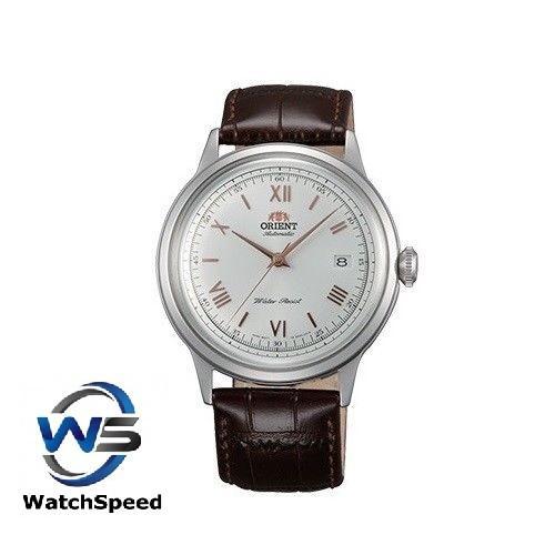 Orient SAC00008W0 Bambino Automatic Japan Classic White Dial Men's Watch SAC00008
