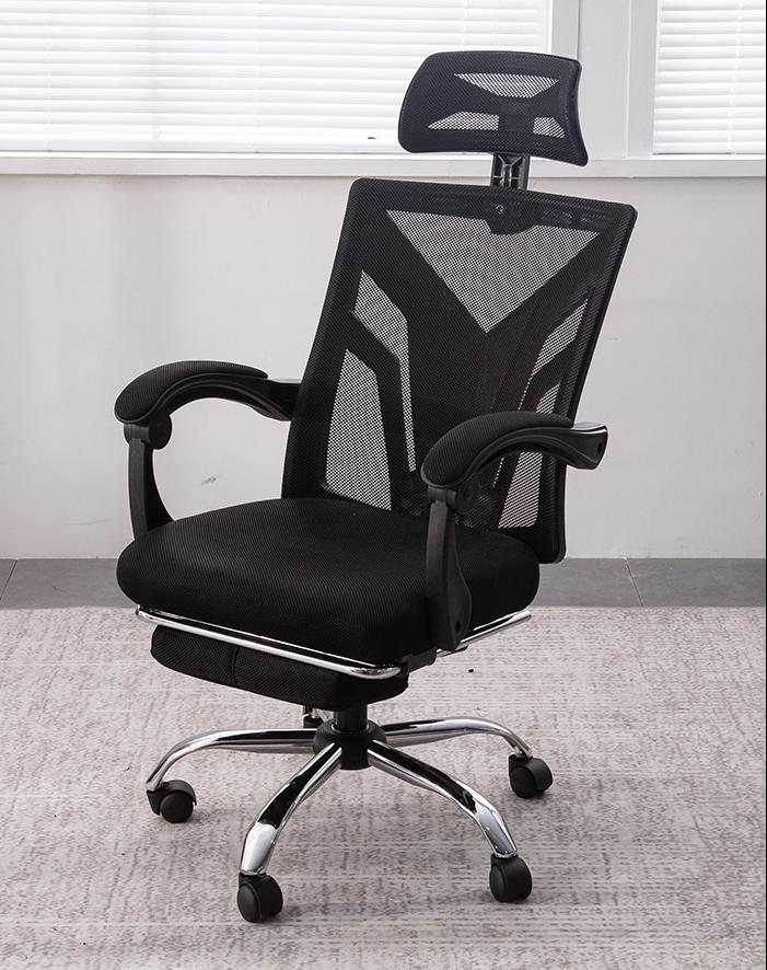 Office chair, air permeable backrest, chair, swivel chair, boss chair, household reclining ergonomic computer chair