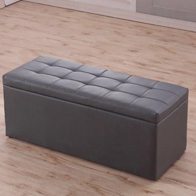Makeup Bench Feature with Lid Sofa Storage Stool Can Sit Hide Substance Pedal Cabinet Rectangular Coaster