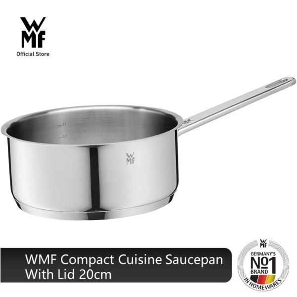 WMF Compact Cuisine Saucepan With Lid 20cm 0791206380 Singapore