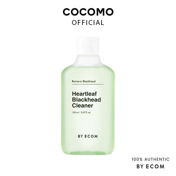 Buy (By Ecom) Heartleaf Blackhead Cleaner 150ml - COCOMO Singapore