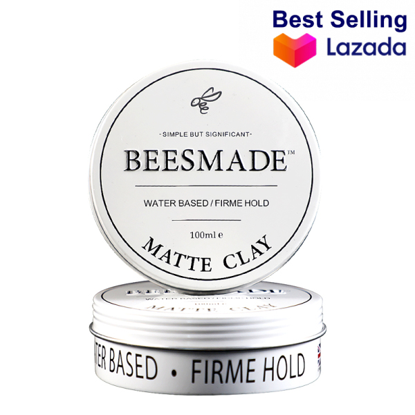 Buy BEESMADE Hair Wax Matte Clay [Mens Hair Grooming] Singapore
