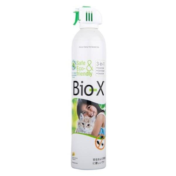 Bio-X  3-in-1 600ml - Water Based Bio X Insecticide by Selffix