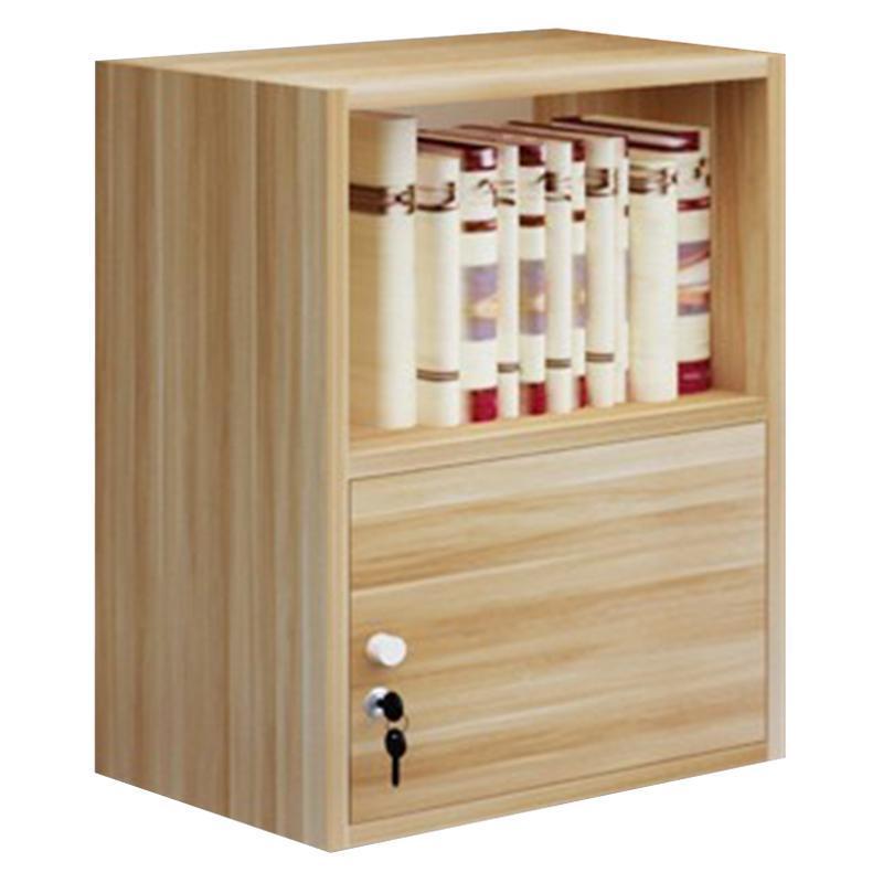 JIJI (Free Installation) Magical Cabinet Shelve With Lock  (Shelve Storage)  - Shelves / Bookcases / Bookshelf / Storage / Organizer /Furniture /Open Cabinet/ Free 12 Months Local Warranty (SG)