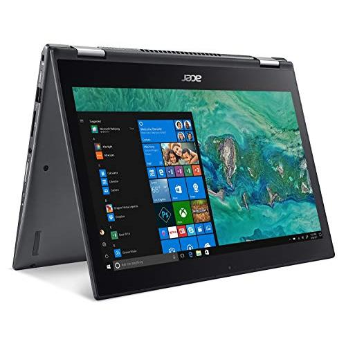 Acer Spin 5 SP513-53N-53Y5, Convertible Laptop, 2-in-1, 13.3 Full HD Touch, 8th Gen Intel Core i5-8265U, Alexa Built-in, 8GB DDR4, 256GB PCIe SSD, Windows 10