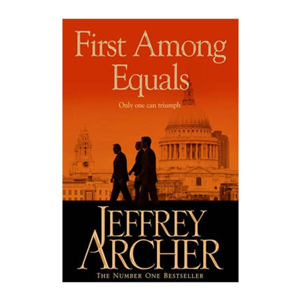 First Among Equals (Paperback)