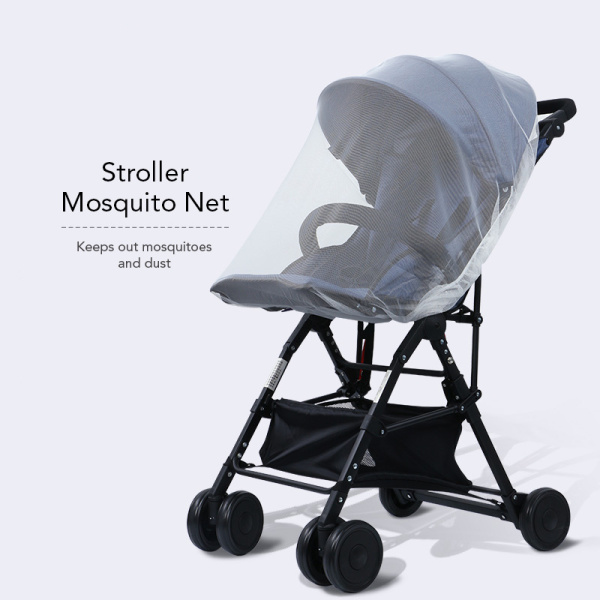 Stroller Mosquito Net - Protection Cover Infants Baby Mozzie Bug Insect Shield Singapore