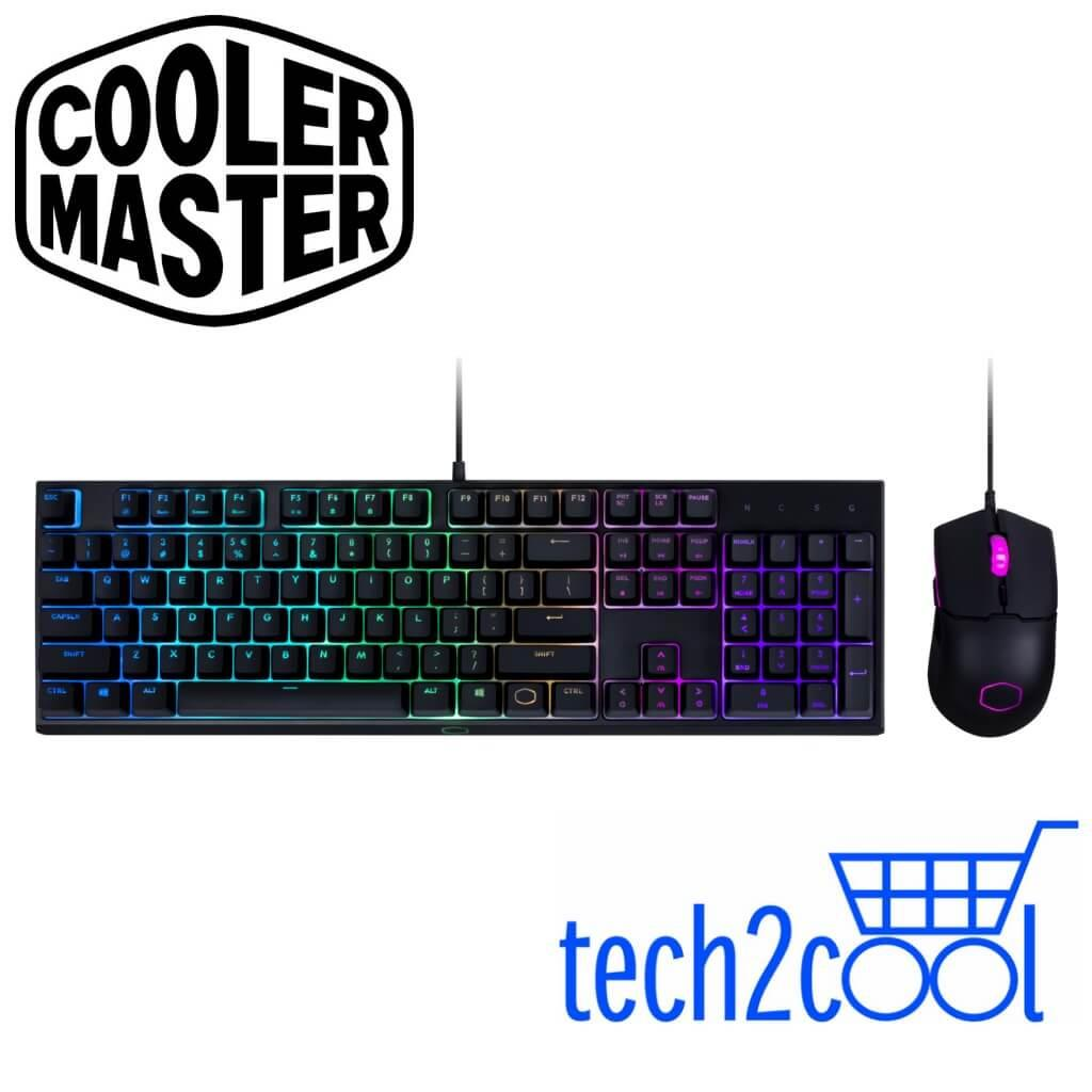 Cooler Master MS110 Gaming RGB Keyboard/Mouse Combo Singapore