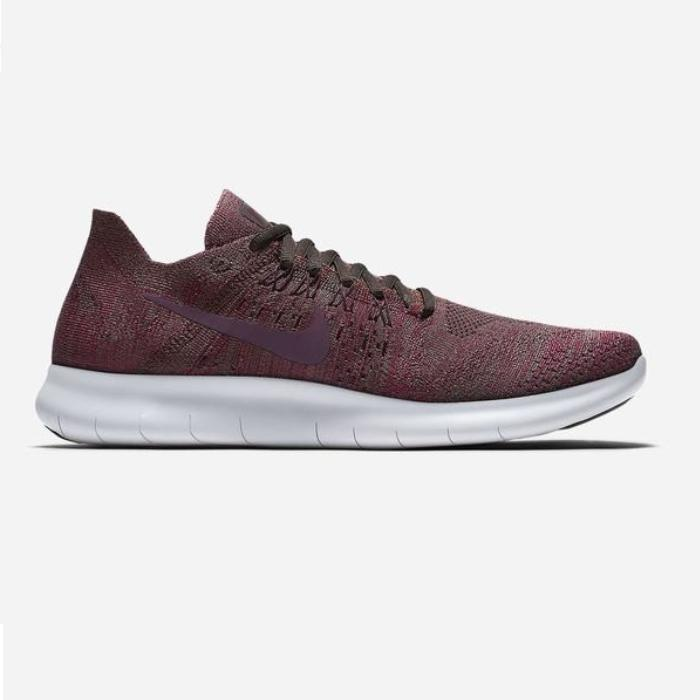 be2e8315bba NIKE FREE RN FLYKNIT 2017 - Men Shoes (Burgundy) 880843-200