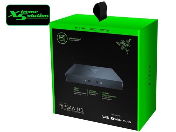 Razer Ripsaw HD Game Capture Card