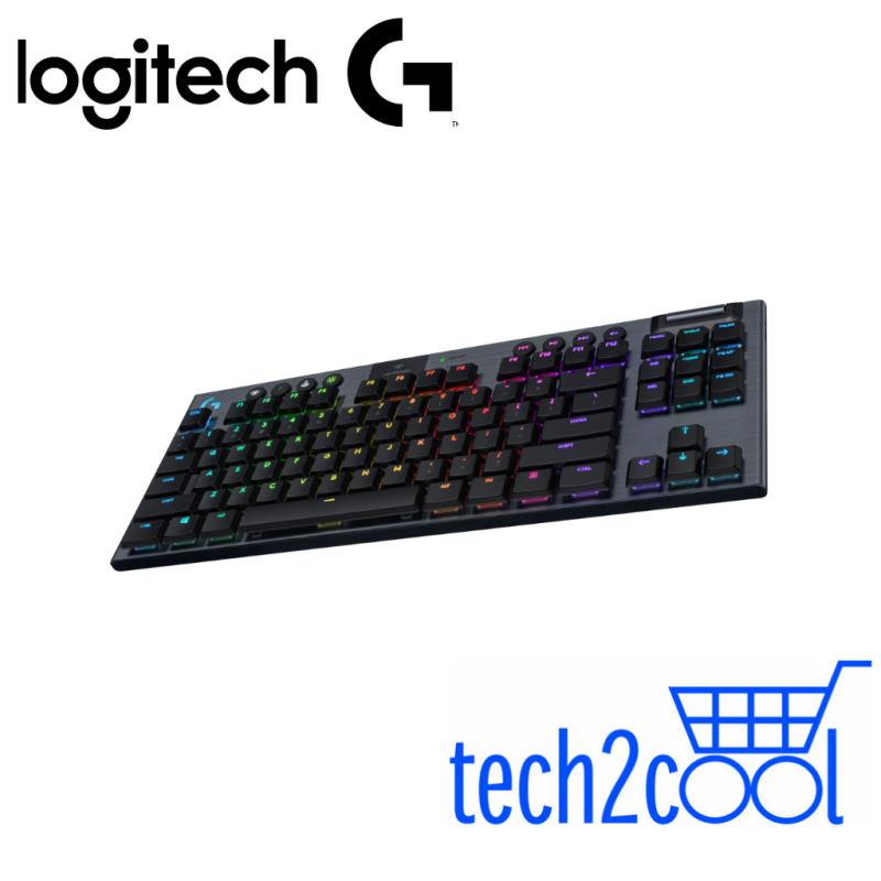 Logitech G915 TKL GL Linear Lightspeed Wireless Gaming Mechanical Keyboard Singapore