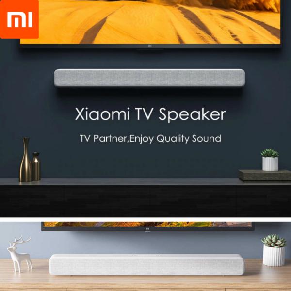 100% AUTHENTIC Xiaomi Millet TV audio bar TV Soundbar Bluetooth speakers long echo wall computer desktop speakers can be wall-m TV Speaker Singapore
