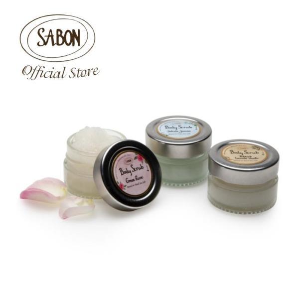 Buy SABON Mini Body Scrub 60G Singapore