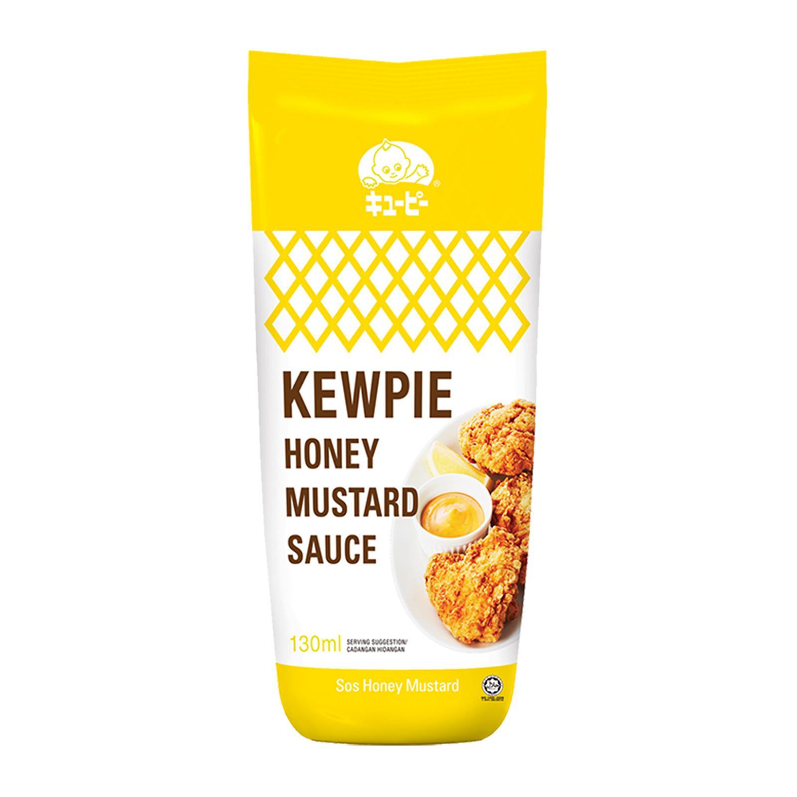 Kewpie Honey Mustard Sauce By Redmart.