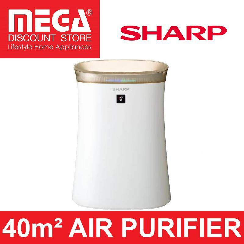 SHARP FP-G50E-W 40m² PLASMACLUSTER AIR PURIFIER Singapore