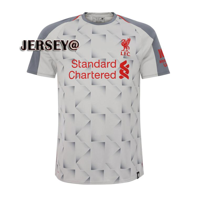 c48d7e6cc 2019 New Season 2018/2019 Top Quality Soccer Jersey Liverpool Away Football  Jersey for Men