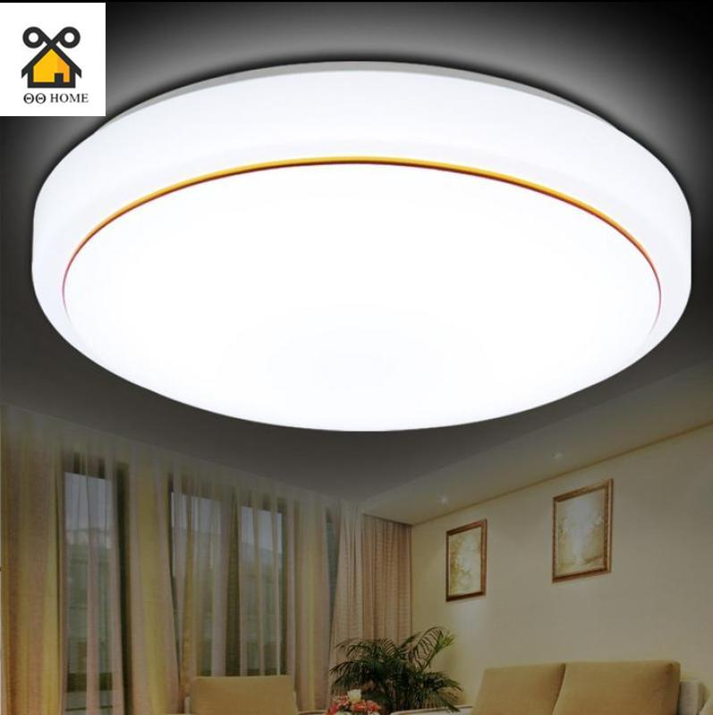 LED Acrylic Ceiling Lamp Modern Minimalist Bedroom Living Room Lighting Balcony Bathroom Decorative Lighting Light-fixture 27cm